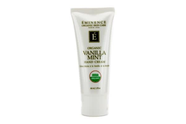Eminence Vanilla Mint Hand Cream (60ml/2oz)