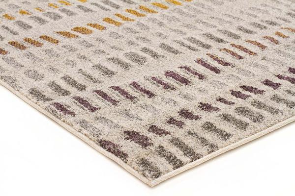 Riverside Pebbles Multi Runner Rug 400X80cm