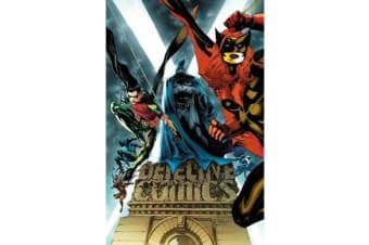 Batman: Detective Comics Volume 8 - On the Outside
