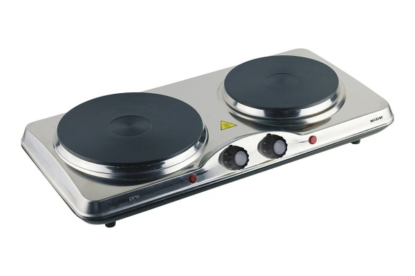 Maxim Twin Portable Cooktop & Hotplate (HP2)