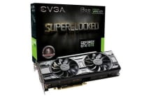 EVGA GeForce GTX1070 Graphics Card 8GB GDDR5 Black Edition