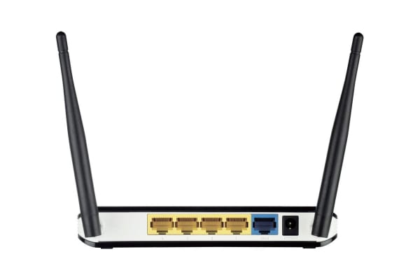 D-Link Wireless N300 3G/4G Multi-WAN Router (DWR-116)