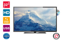 "Kogan 32"" LED TV & DVD Player Combo"