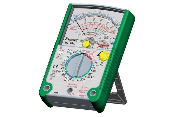 Protective Function Analog Multimeter / 2 Years Warranty