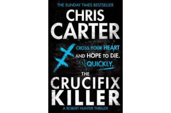 The Crucifix Killer - A brilliant serial killer thriller, featuring the unstoppable Robert Hunter