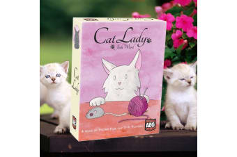 Cat Lady Card Drafting Game