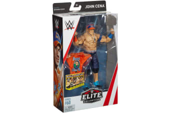 WWE Elite Collection Action Figure Series 60 John Cena