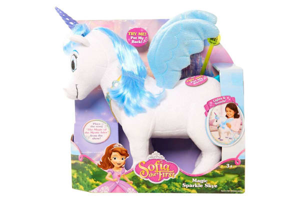 Sofia The First Skye The Unicorn