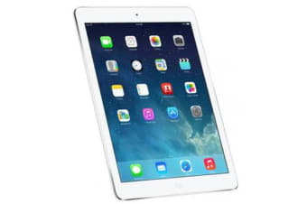 Used as Demo Apple iPad AIR 1 16GB Wifi + Cellular Silver (100% GENUINE + AUSTRALIAN WARRANTY)