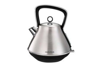 Morphy Richards Evoke Pyramid Kettle - Stainless Steel (100106)