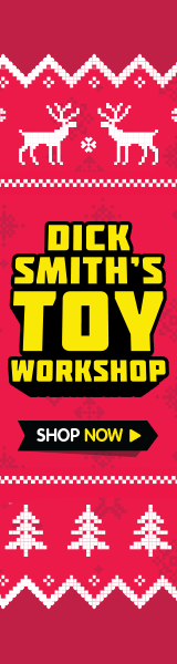 Dick Smith's Toy Workshop