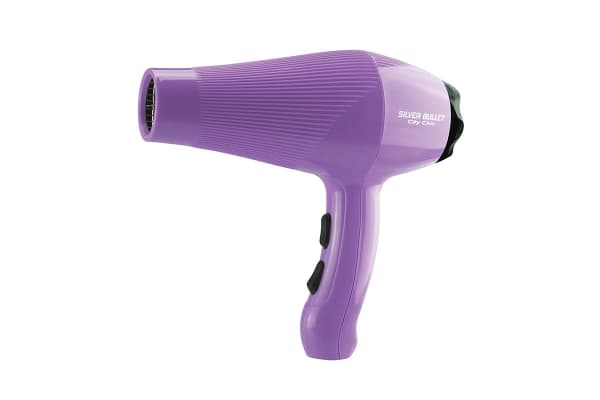 Silver Bullet City Chic 2000W Hair Dryer - Violet  (900668)