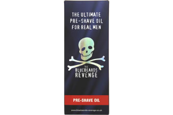 Bluebeards Revenge Pre Shave Oil 120ml