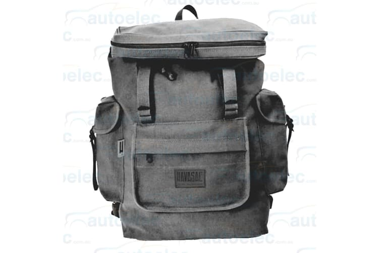 HAVASAC RUCKSACK CANVAS BACKPACK BACK PACK OUTDOOR HIKING CAMPING TRAVEL NEW