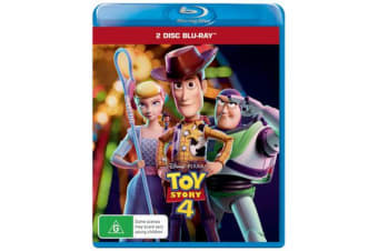Toy Story 4 (2 Disc Blu-ray)