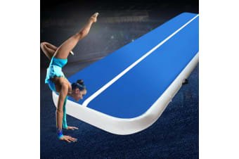 Everfit 3X1M Airtrack Inflatable Air Track Tumbling Mat Home Floor Gymnastics BL