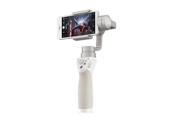 DJI Osmo Mobile - Official DJI Refurbished Unit (Silver)