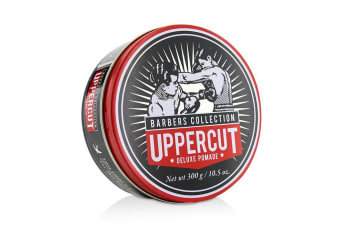 Uppercut Deluxe Barbers Collection Deluxe Pomade 300g