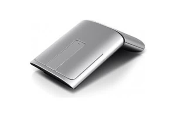 Lenovo N700 Wireless Mouse & Laser Pointer - Silver