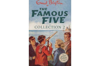 The Famous Five Collection 2 - Books 4-6