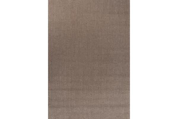 Natural Sisal Rug Herring Bone Brown 160x110cm