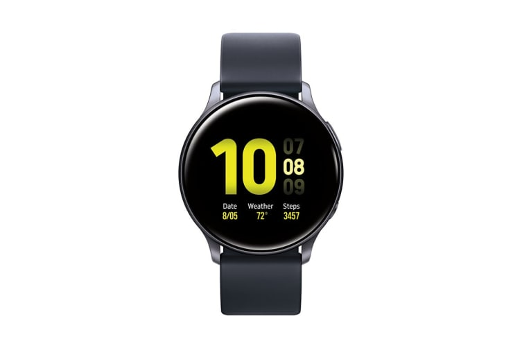 Samsung Galaxy Watch Active 2 SM-R820 (44mm, Bluetooth, Aqua Black)