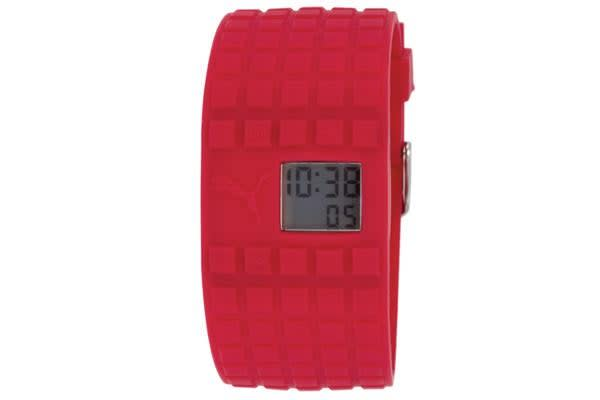Puma Women's Don't Run Out Of Steam Digital Red Rubber (PUMA-PU910832009)