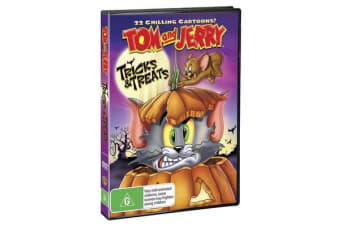 Tom & Jerry Tricks And Treats