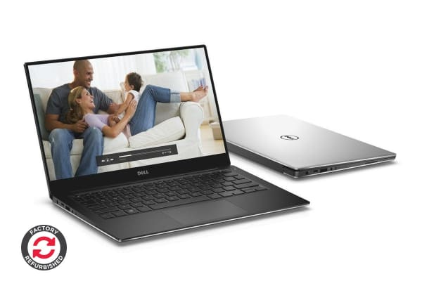 Dell XPS 13 9360 Laptop (8GB RAM, i5, 128GB, Silver) - Certified Refurbished