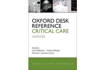 Oxford Desk Reference - Critical Care