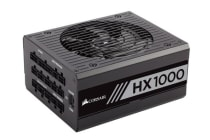 Corsair 1000W HX 80+ Platinum Fully Modular w/Corsair Link 135mm FAN ATX PSU 10 Years Warranty