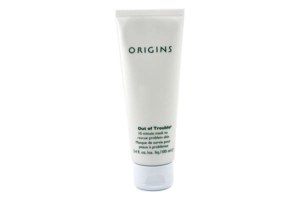 Origins Out of Trouble 10 Minute Mask To Rescue Problem Skin (100ml/3.4oz)