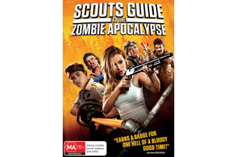 Scouts Guide to the Zombie Apocalypse DVD Region 4