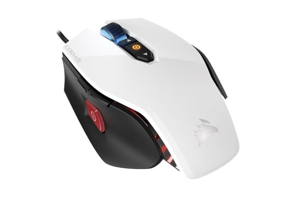 Corsair Gaming M65 PRO RGB FPS Gaming Mouse (White)