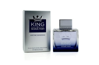 Antonio Banderas King Of Seduction Eau De Toilette Spray 100ml