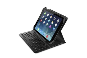 Belkin QOD Slim Style Keyboard Case for iPad (2017), iPad Air 2, iPad Air - Black (F5L174TTC00)