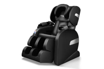 Electric Massage Chair (Black)
