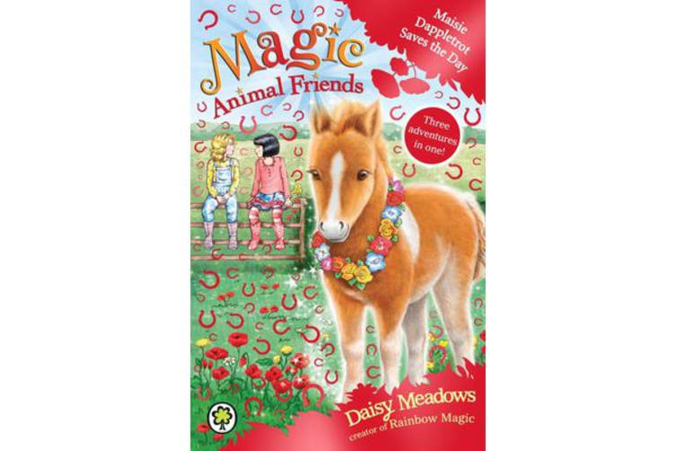 Magic Animal Friends: Maisie Dappletrot Saves the Day - Special 4