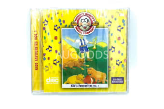 Kids Favourites Vol. 1 (Humpty Dumpty + 9 More) BRAND NEW SEALED MUSIC ALBUM CD