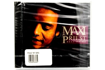 Maxi Priest - The Best of Me BRAND NEW SEALED MUSIC ALBUM CD - AU STOCK