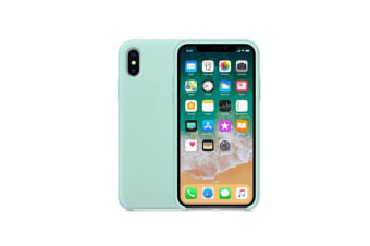 Silicone Gel Rubber Shockproof Protective Case Cover For Iphone Navy Blue Iphonexr