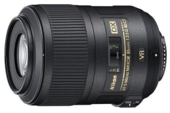 New Nikon AF-S DX Micro Nikkor 85mm 85 F/3.5G ED VR F3.5 G (FREE DELIVERY + 1 YEAR AU WARRANTY)