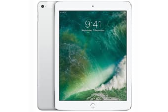 Used as Demo Apple iPad AIR 2 32GB Wifi + Cellular Silver (Local Warranty, 100% Genuine)