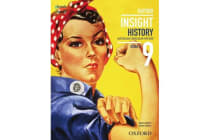 Oxford Insight History 9 AC for NSW Student book + obook assess