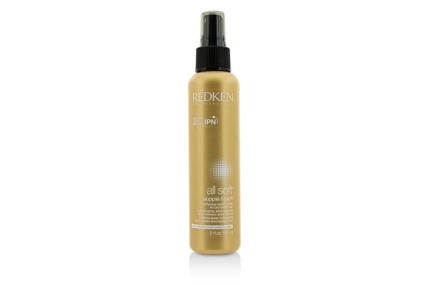 Redken All Soft Supple Touch Softening Cream-Spray (For Dry/ Brittle Hair) (150ml/5oz)