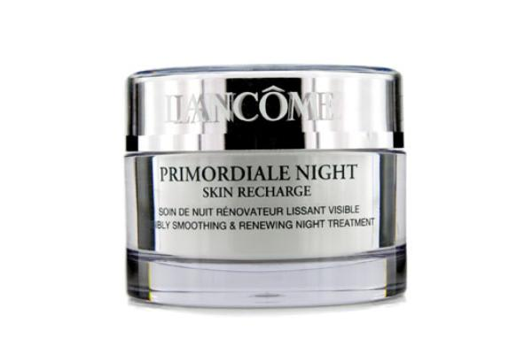 Lancome Primordiale Night Skin Recharge Visibly Smoothing & Renewing Night Treatment (Made in USA) (50g/1.7oz)