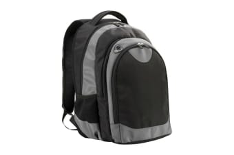 ID Executive Laptop Backpack (15 Inch) (Grey)