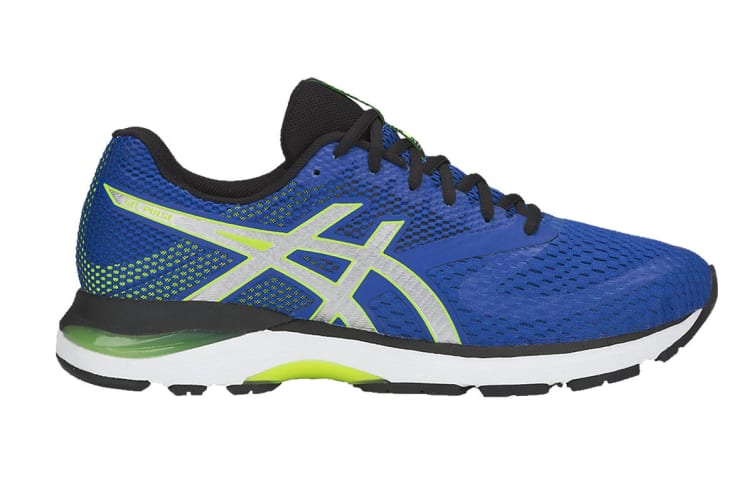 ASICS Men's GEL-Pulse 10 Running Shoe (Imperial/Silver, Size 12)