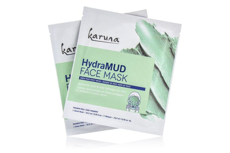 Karuna HydraMud Face Mask 4sheets