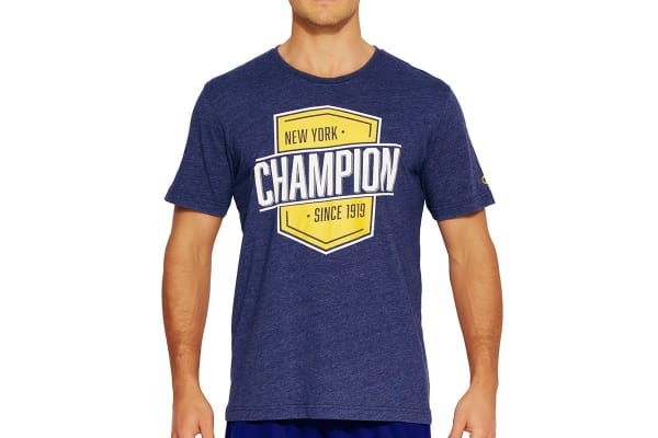 Champion Men's VT Since 1919 Tee - Navy Heather (Size S)